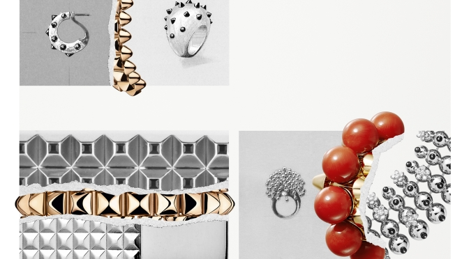 卡地亞 Clash de Cartier 高貴不羈雙重風格完美展現