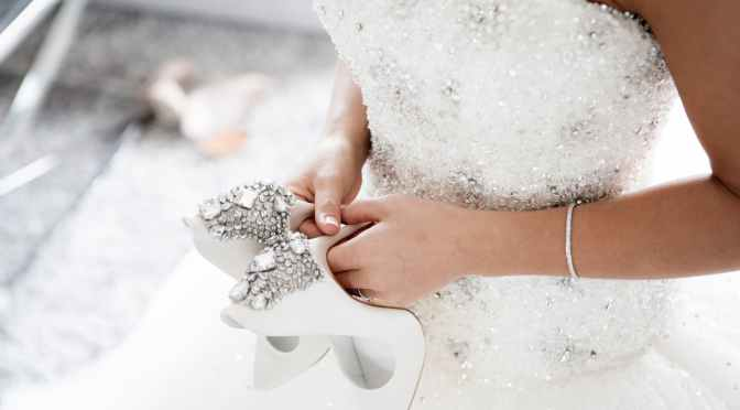 Bridal Trend 2020: NEVER TOO SIMPLE SHOES