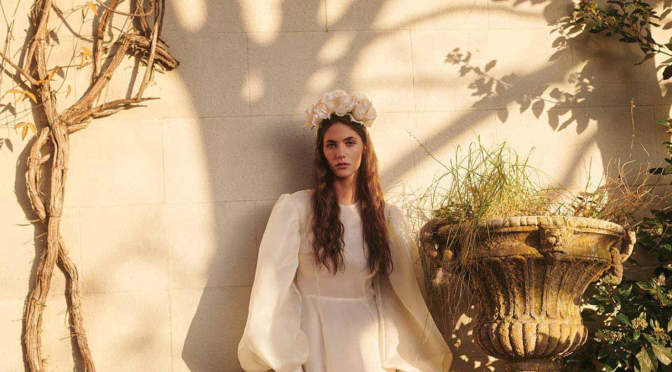 Bridal Trend 2020: HEADPIECES are happening