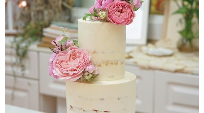屬於夏天的結婚蛋糕