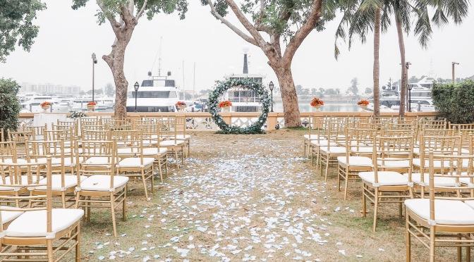 如何佈置夏天戶外婚禮?要注意當中4項細節!