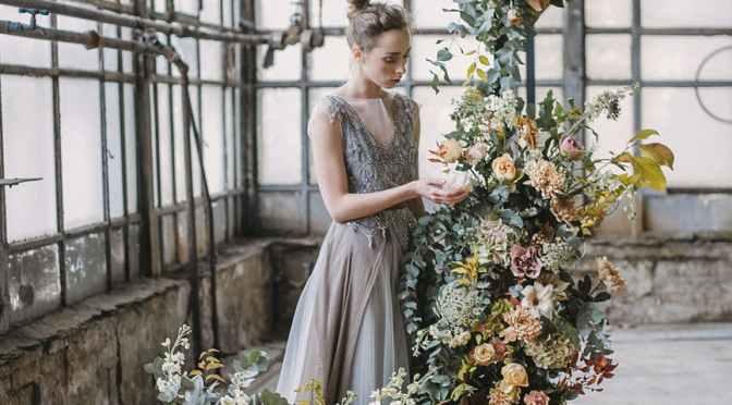 婚禮佈置之花拱門 flower arch