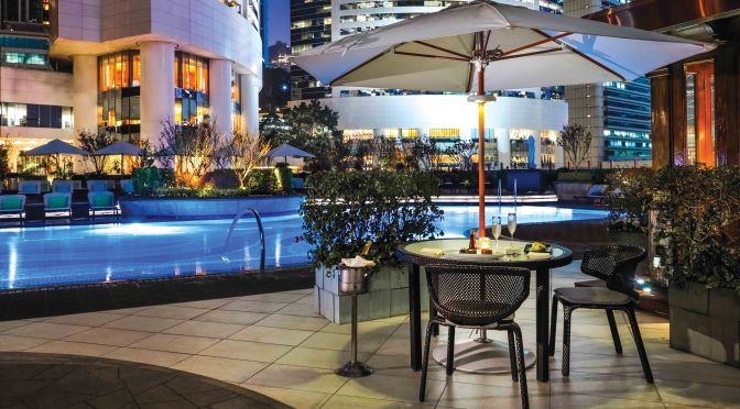 香港JW萬豪酒店 STAYCATION 夏日繽紛家庭樂