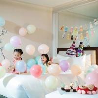 香港JW萬豪酒店 Staycation包專業攝影師打卡靚相無難度