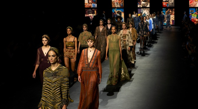 Dior SS21 春夏時裝系列