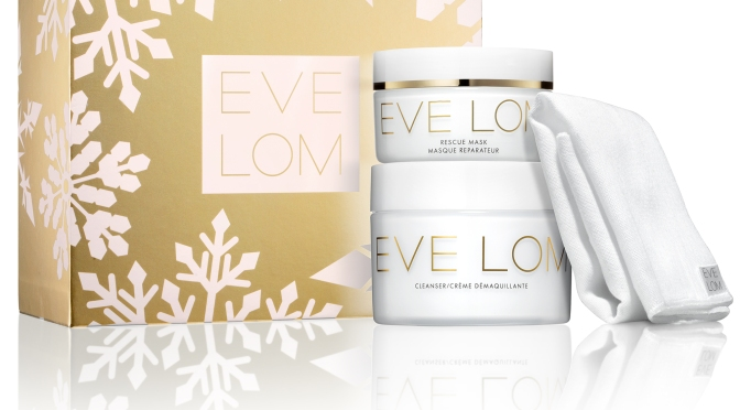 EVE LOM 體驗限定節日閃爍水療級護膚享受