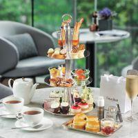 香港JW萬豪酒店THE LOUNGE推出NATURA BISSÉ經典晶鑽下午茶
