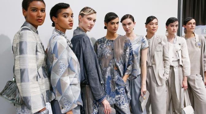 Giorgio Armani SS21 春夏男裝和女裝系列永恆之思