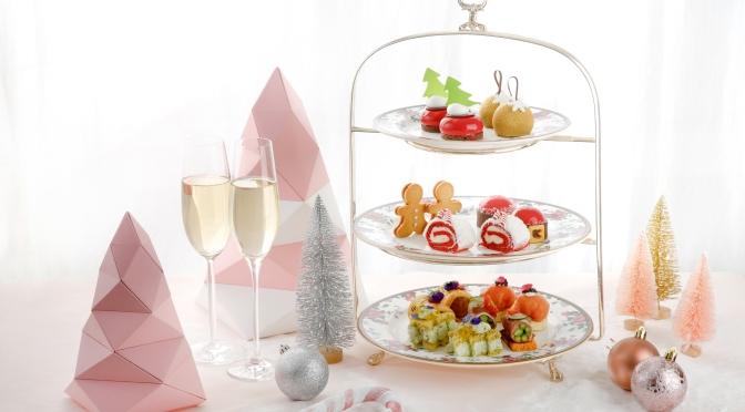 香港朗廷酒店「聖誕糖果世界」下午茶及節日禮遇