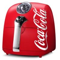 """「可口可樂」四重聖誕驚喜買飲品換購首次登場限量版 """"Coca-Cola"""" 氣炸鍋"""