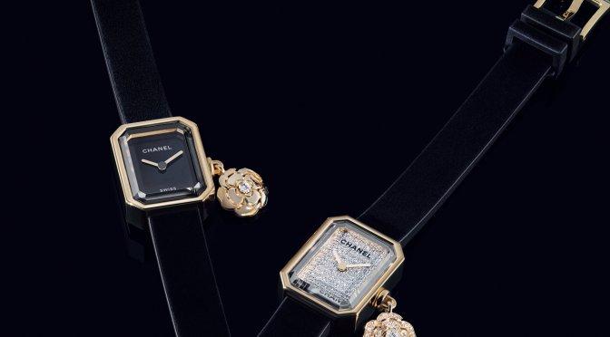 CHANEL 全新山茶花EXTRAIT DE CAMÉLIA 腕錶及珠寶