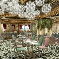 全新開幕歷山酒店維多利亞臻味下午茶