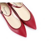 REPETTO 最新LIBERTY系列紅粉浪漫少女感過年必入新鞋