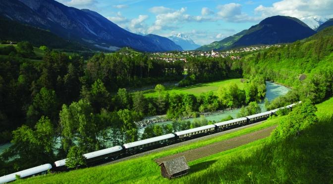 【蜜月精選】坐豪華列車Venice Simplon-Orient-Express飽覽歐陸