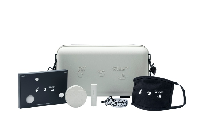 Amorepacific 聯乘 Off-White™ 推出限量「Protection Box」