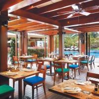 香港JW萬豪酒店魚吧戶外餐饗體驗兩位港幣1,280元