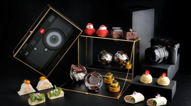 香港朗廷酒店「Leica徠卡傳奇」下午茶以優惠價參與攝影課程