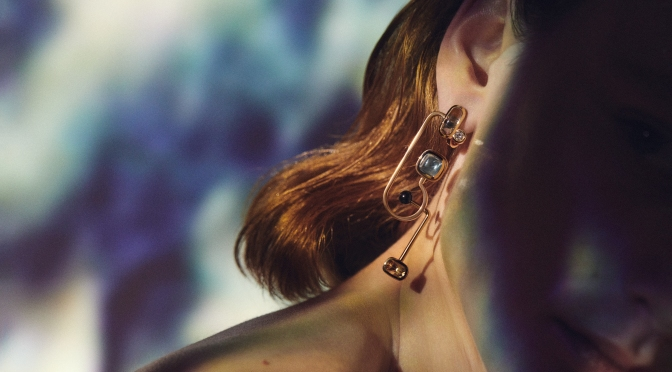Hermès Lignes sensibles 高級珠寶系列