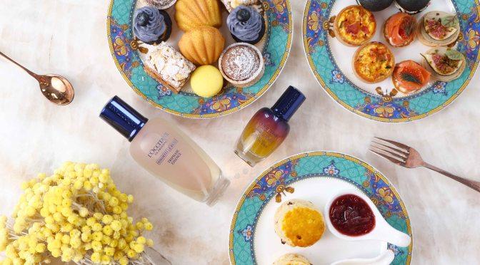 L'OCCITANE x Madame Fù Provence法式下午茶 (5月1日-31日)