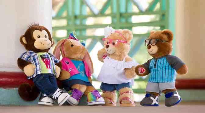 Buld-A-Bear Workshop 金泰迪工作室網上訂購優惠低至58折