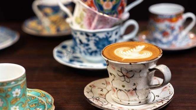 京都逾50年歷史昭和奢華風喫茶店Sonia Coffee首間海外分店登陸香港