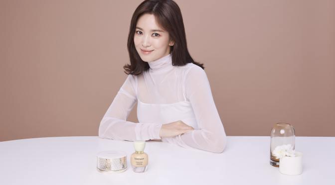 【5月14日發售】雪花秀Sulwhasoo 緻美無瑕養膚級底妝系列 一掃打造宋慧喬一樣的鮮滑奶茶肌