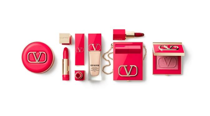 【高級訂製時裝和美妝巧妙結合】Valentino Beauty 重新詮釋Valentino Red 8月香港開設全球首間專門店