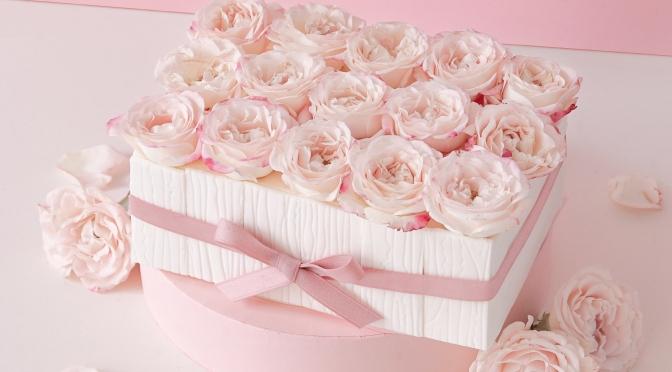 以鮮花為題Vive Cake Boutique窩心呈獻「Jardin de Fleur」母親節蛋糕系列