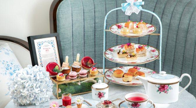 香港朗廷酒店「與愛麗絲共聚」下午茶網上預訂可享高達八折優惠