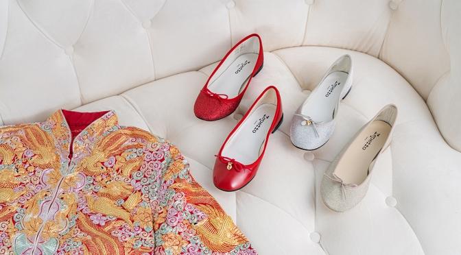 REPETTO首度為亞洲女生打造革新「婚嫁系列」