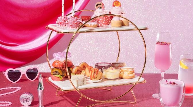 Benefit Cosmetics聯乘AMMO推出「Love Your Brows Party下午茶」