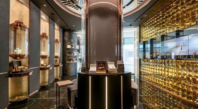 La Maison VALMONT: 亞洲首間 l'Elixir des Glaciers靈感之專門店