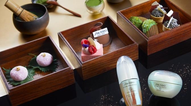 SHISEIDO x 香港文華東方酒店 晶鑽極光傳奇下午茶免費換領FUTURESOLUTION永恆美肌基本修護組合(價值HK$ 950)